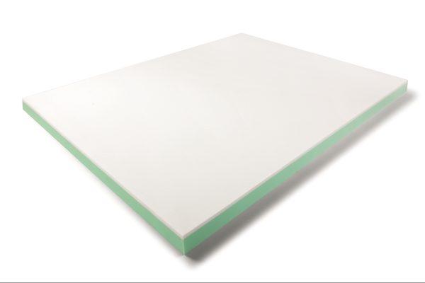 Furgoneta - espuma alta densidad 30kg/m3 y 2cm viscoelástico